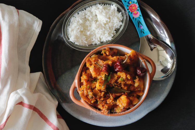Spicy Potato Kari